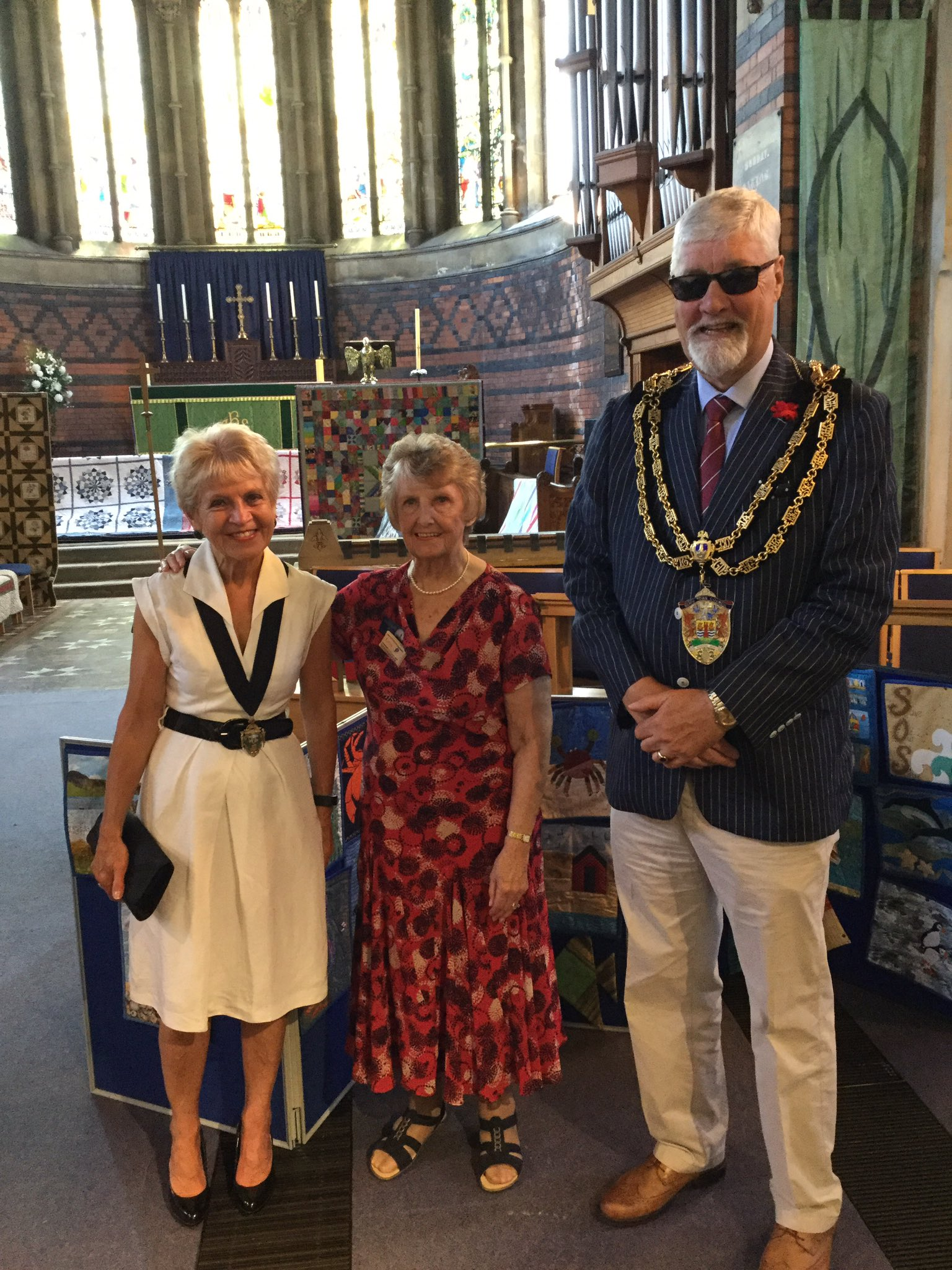 Mayor & Mayoress