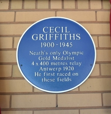 Cecil Griffiths Memorial Plaque