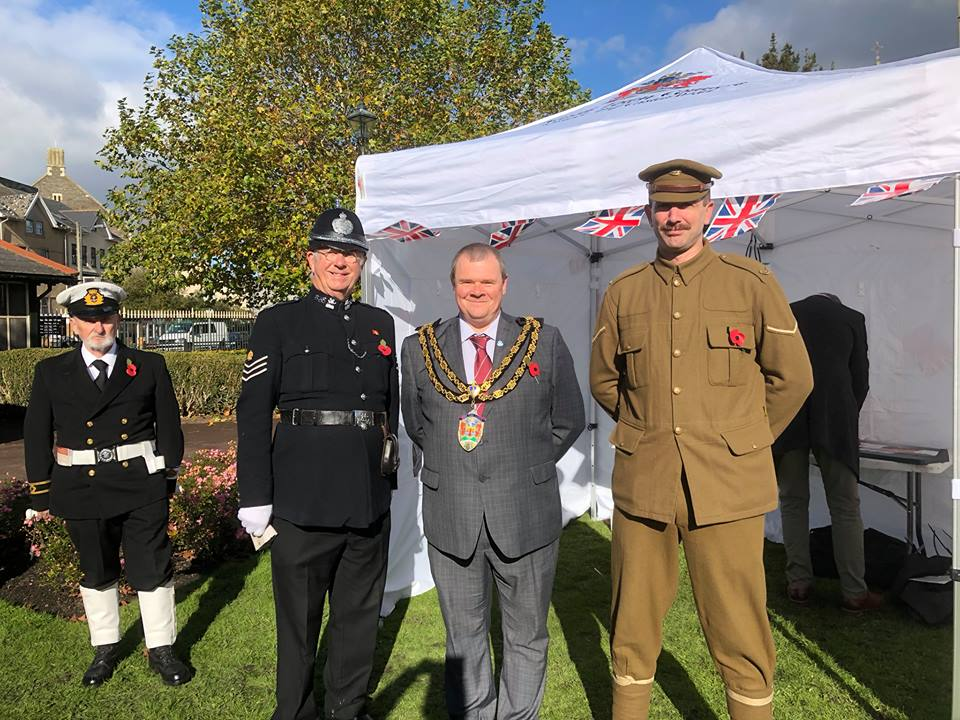World War One Living History Day: The Launch of Neath