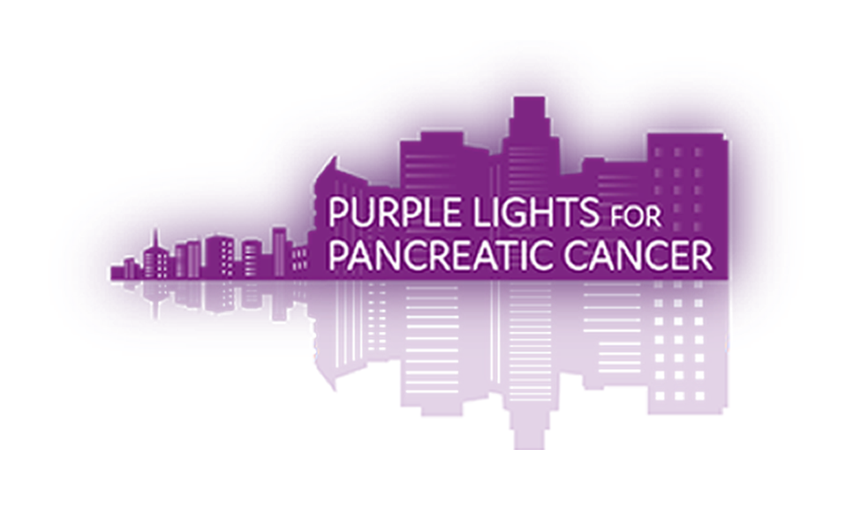 Purple Lights for Pancreatic Cancer